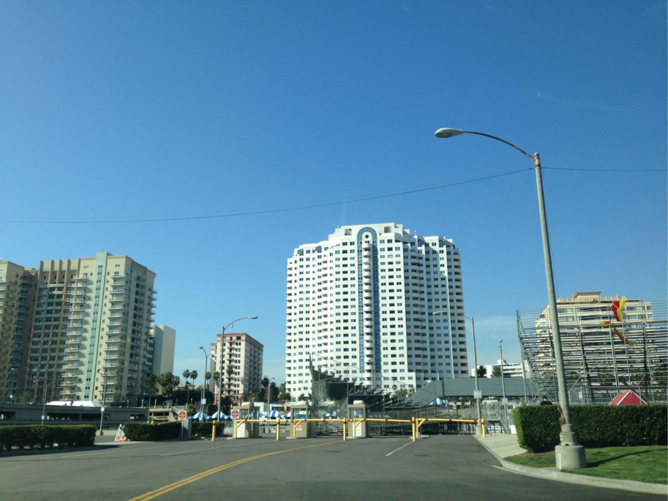 Convention Center Long Beach Parking