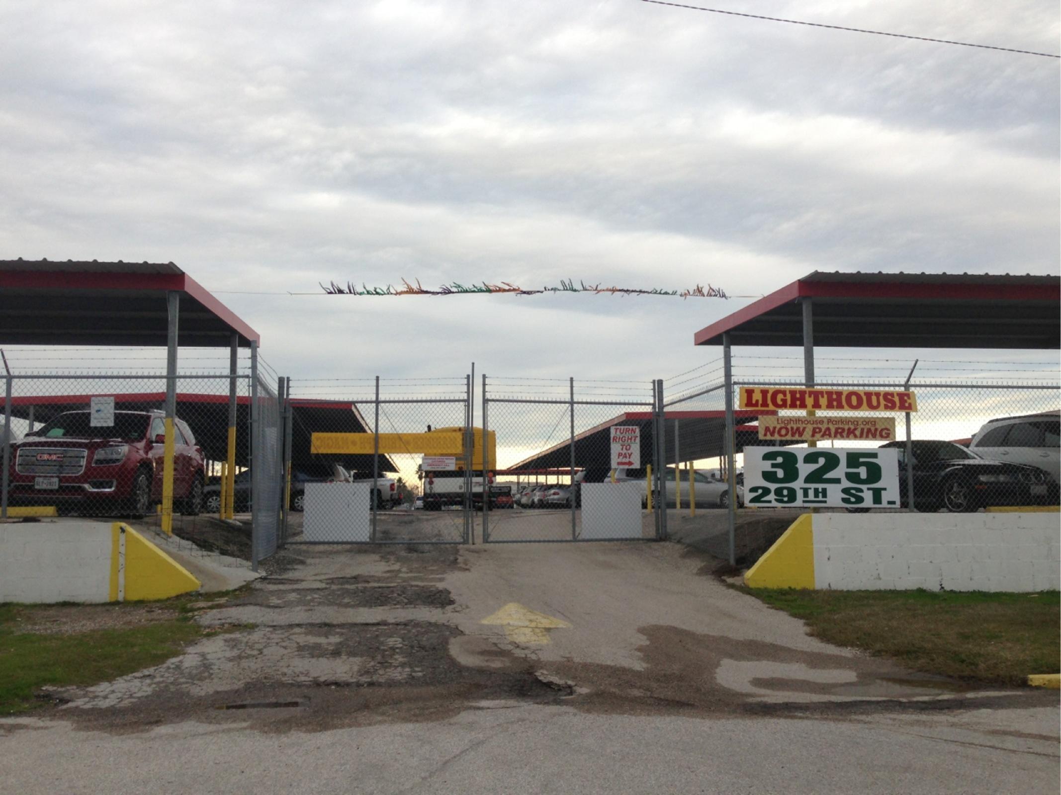 Lighthouse Cruise Parking  Parking In Galveston  ParkMe