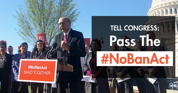 Tell Congress to Pass the NO Ban Act!