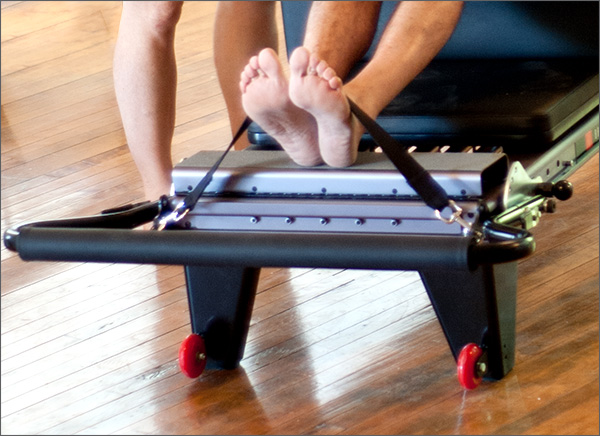 Allegro Stretch Reformer Leg Kit and Foot Strap