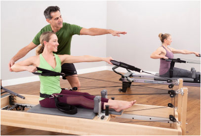 Photo of People working out with Konnectors