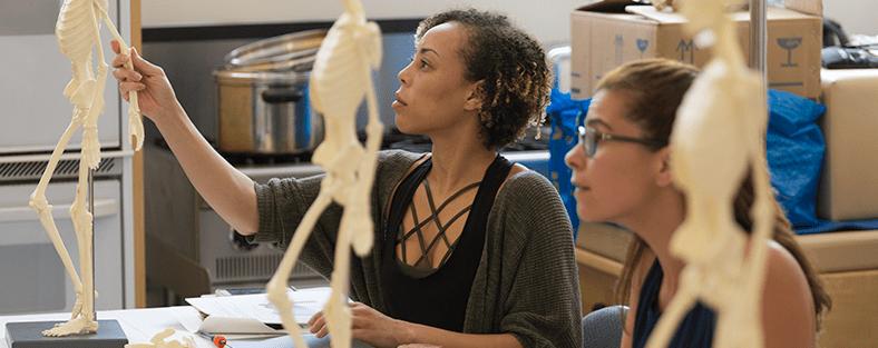 Women in AI3D class