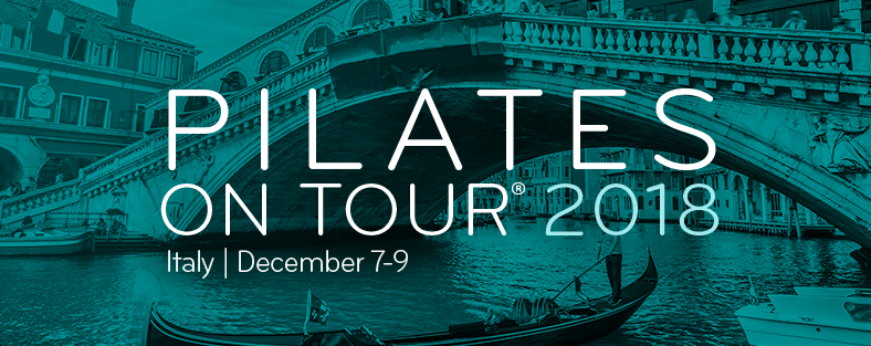 Pilates on Tour 2018 - Venice, Italy