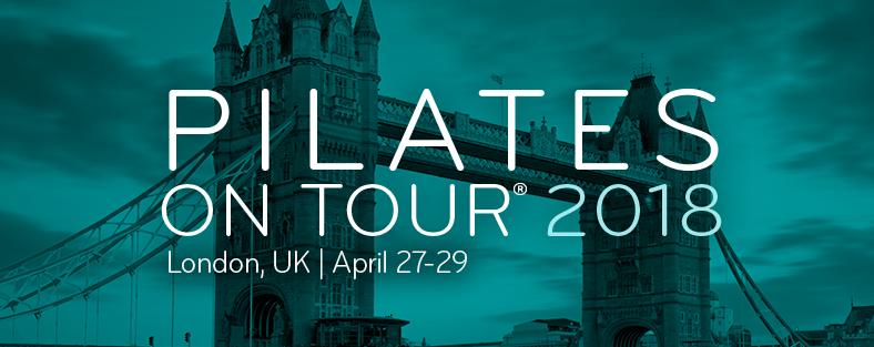 Pilates on Tour 2018 - London, UK