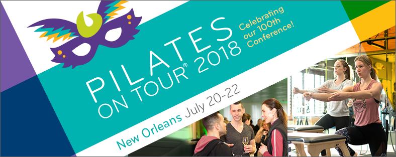 Pilates on Tour 2018 - New Orleans, Louisiana