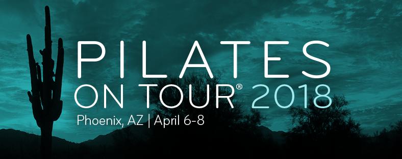 Pilates on Tour 2018 - Phoenix, Arizona