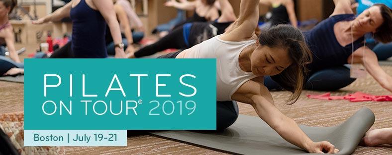 Pilates on Tour 2019 - Boston, MA