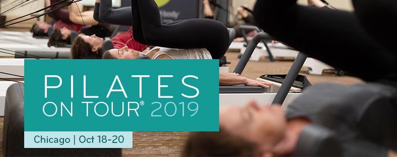 Pilates on Tour 2019 - Chicago, Illinois