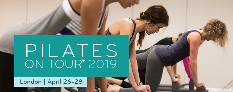 Pilates on Tour 2019 - London, UK