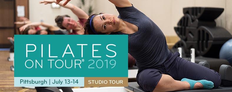 Pilates on Tour 2019 - Pittsburgh, Pennsylvania