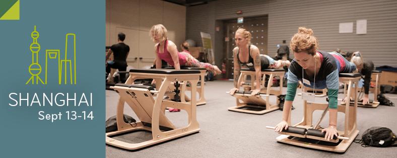 Pilates on Tour 2019 - Shanghai, China