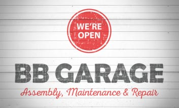 BB Garage: Assembly, Maintenance and Repair