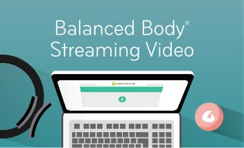 Balanced Body Streaming Video