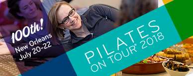 Pilates on Tour New Orleans 2018