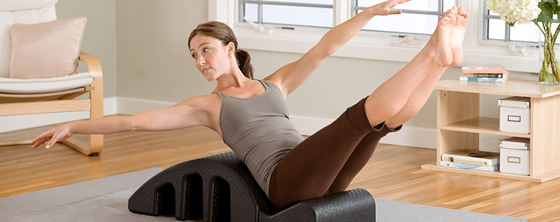 Women on Pilates Arc