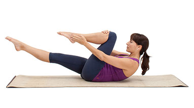Photo demonstrating exercise