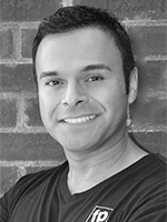 Nico Gonzalez headshot