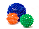 Soft-Spike Massage Balls