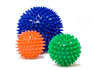 Soft-spike massage balls product thumbnail