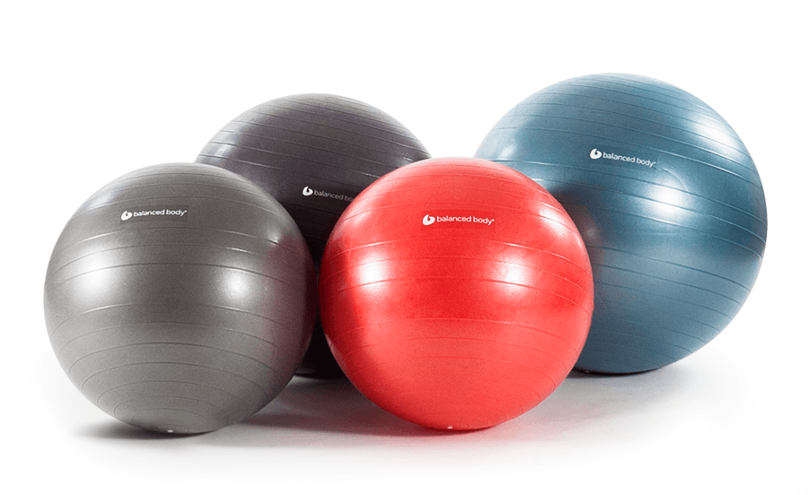 Burst Resistant Fitness Balls Balanced Body