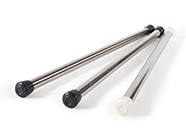Weighted Metal Pilates Poles