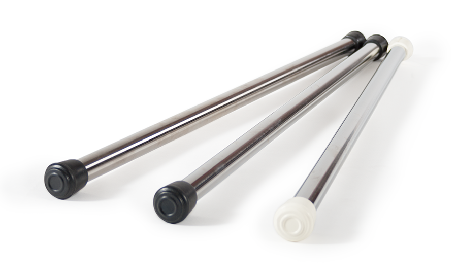 Weighted metal Poles Product Photo