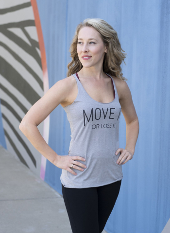 Move It or Lose It Tank