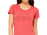 BB Movement Changes Lives Short Sleeve Tee thumbnail