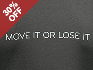 Men's Move it or Lose it thumbnail