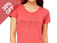 BB Movement Changes Lives Short Sleeve Tee thumbnail