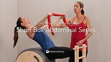 Short Box Abdominal Series