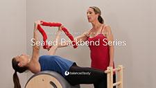Seated Backbend Series