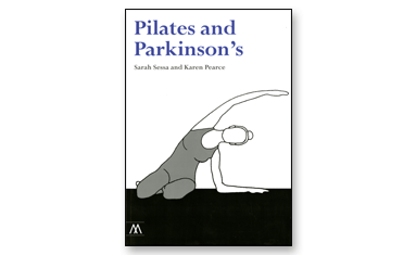 Pilates and Parkinson's product shot
