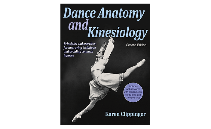 Dance Anatomy and Kinesiology, 2nd Edition product photo