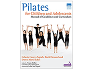 Pilates for Children and Adolescents Book