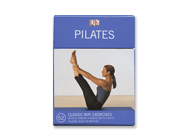 Pilates Class Mat Exercises Cards
