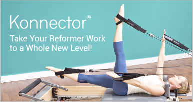 Konnector: Take your Pilates to a whole new level!