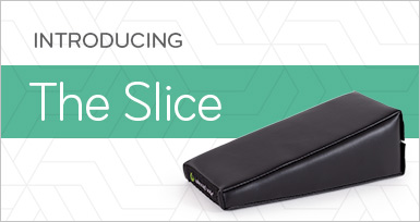 The Slice: Assists in attaining true parallel position!