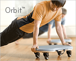 Orbit product photo