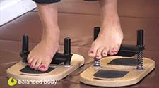 Dual Foot Correctors