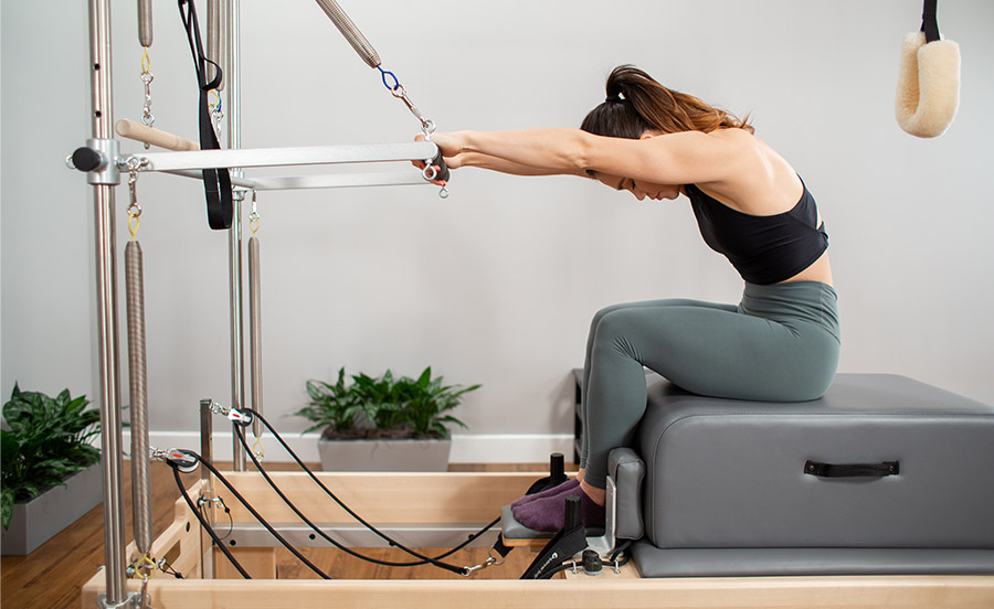 Reformer Trapeze Combination Balanced Body