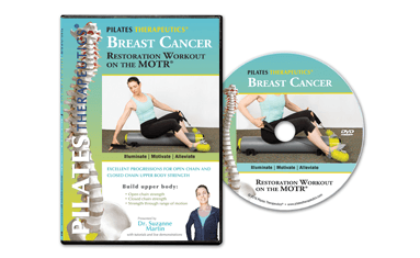 Breast Cancer Restoration on the MOTR product shot