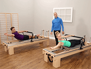 Reformer Workout using the Infinity Footbar