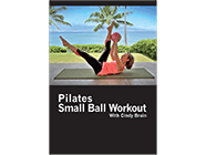 Pilates Small Ball Workout product thumbnail