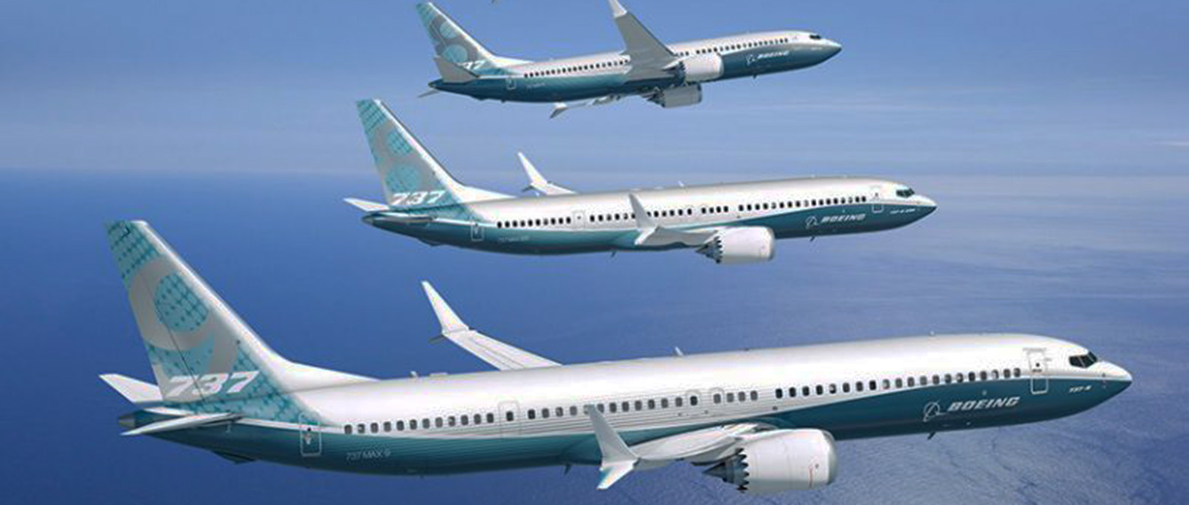 Boeing B737MAX Airlines - coming to an airport near you!