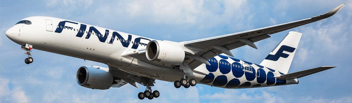 Finnair Airbus A350 addition (number 11)