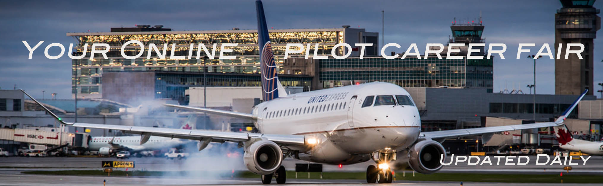 United Express E175 - your online PILOT CAREER FAIR