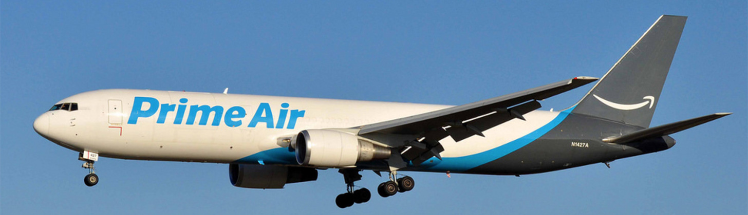 ATI Prime Air Boeing 767F on final approach