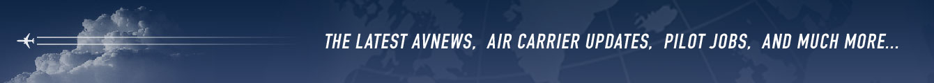 The Homepage Page on PCC - See the latest AV News, Air Carrier Updates, Pilot Jobs and much more