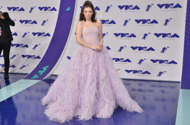 Lorde at the 2017 MTV Video Music Awards held at The Forum on August 27, 2017 in Inglewood, CA